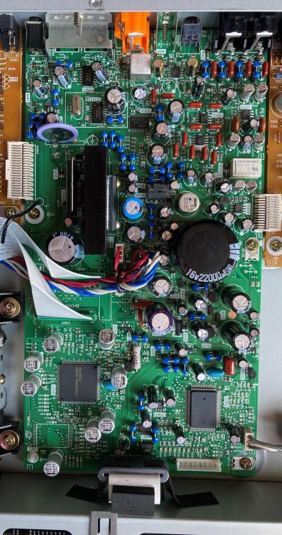 MDS-E12 main PCB