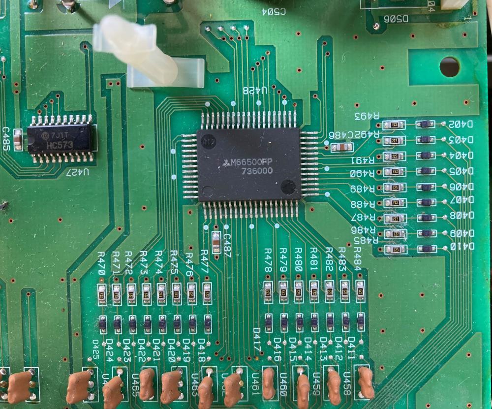 MD-801R I/O chip