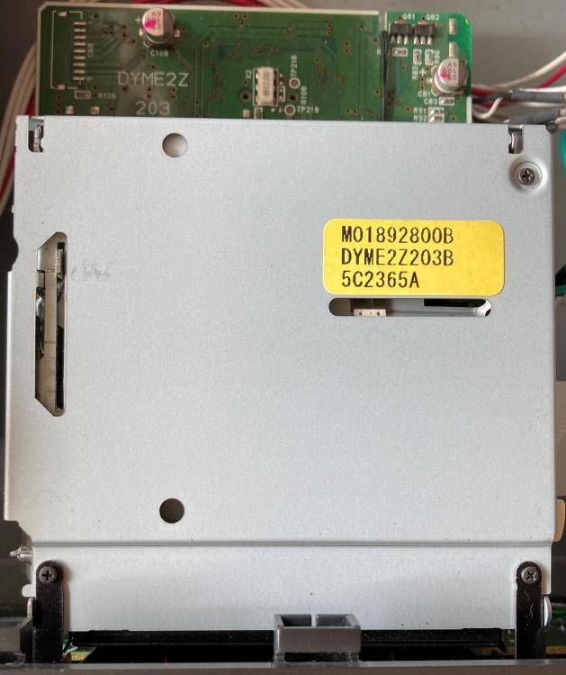 MD-CD1 MD drive
