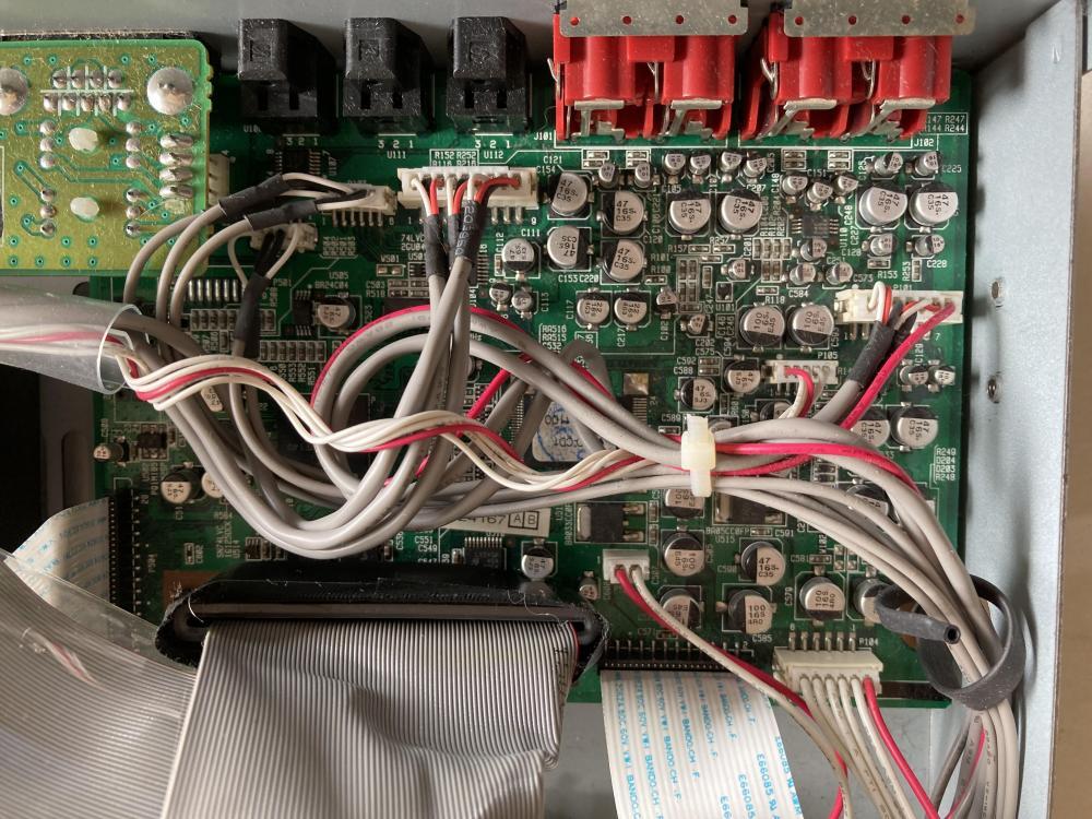 MD-CD1 main PCB