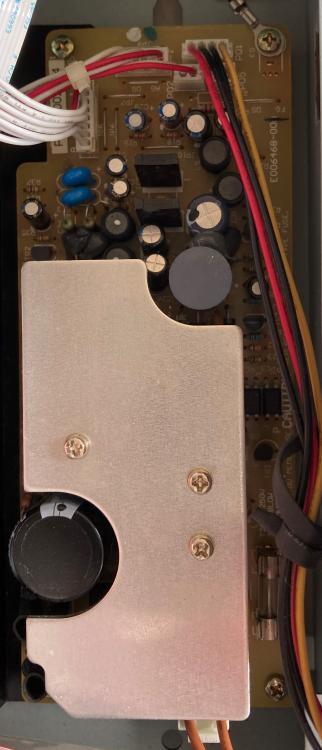 MD-CD1 PSU PCB